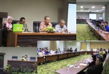 Evaluasi dan Kordinasi Korwil Khusus Posdaya Masjid