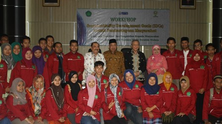 Workshop Sustainabielity Development Goals untuk Pemberdayaan Masyarakat