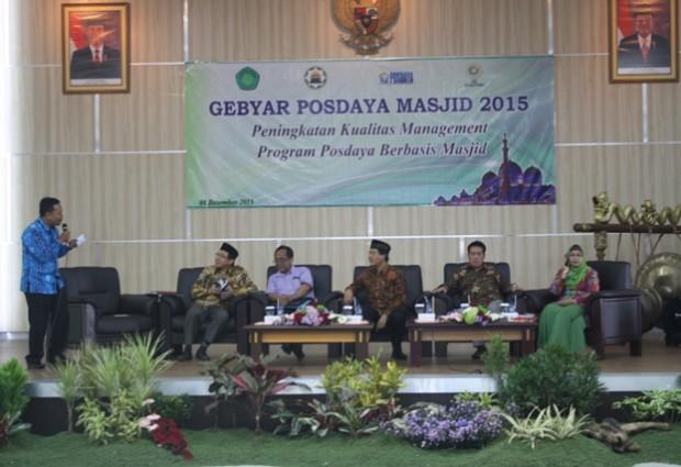 Peningkatan Kualitas Management Program Posdaya Berbasis Masjid