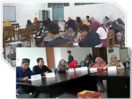 LP2M Uji Calon Relawan dengan Wawasan Pemberdayaan, Reportase, FGD Sampai Psikotes
