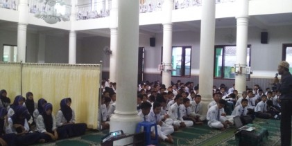 Juvenile Delinquencies and Drugs Abuse Prevention at Posdaya Masjid