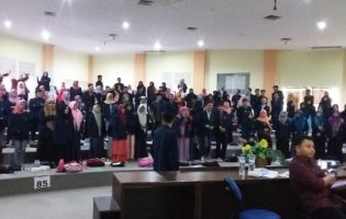 Pembekalan KKM Gelombang Kedua Kian Mantabkan Persiapan Mahasiswa