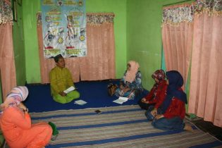 Generasi Jitu Posdaya Masjid Terlahir di Kecamatan Donomulyo