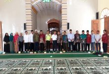 Aparat dan Tokoh Masyarakat Gedangan Antusias Sambut KKM Tematik Posdaya Masjid 2017