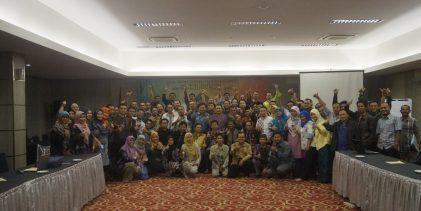 Sosialisasi Sistem Litapdimas di Bandung